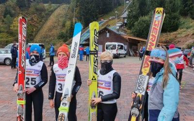 VSC-Nachwuchs zeigt Bestleistungen bei Deutschem Schülercup in Schönwald