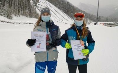 Treppchenplatz für VSC-Sportlerin bei Schülercup-Finale