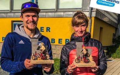 Neuer Teilnehmerrekord bei Aschberg Challenge