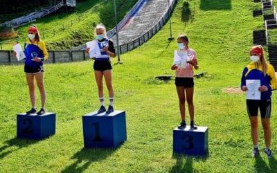 Klingenthaler Sportler holen Treppchen bei Saisonauftakt