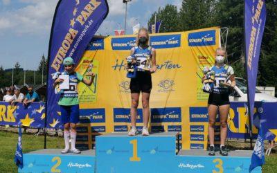 Klingenthaler Damen beim FIS Youth Cup in Hinterzarten erfolgreich