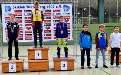VSC Kombinierer erfolgreich beim Deutschen Schülercup in Winterberg